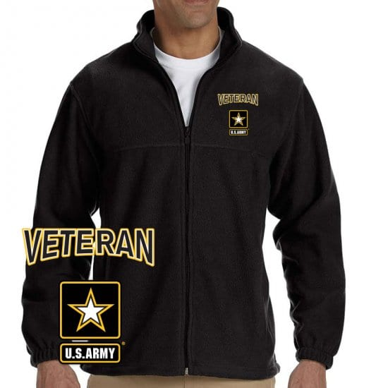 U.S. Army Fleece Jacket