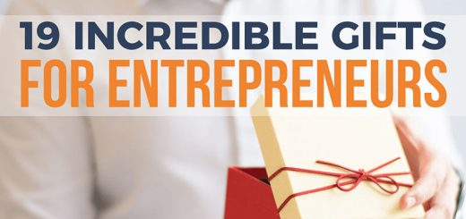 19 Incredible Gifts for Entrepreneurs