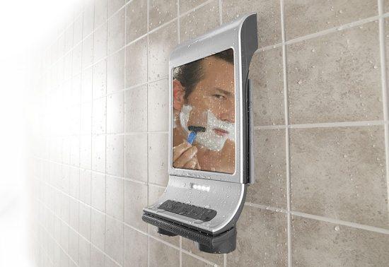 Bluetooth Speaker & Shower Mirror