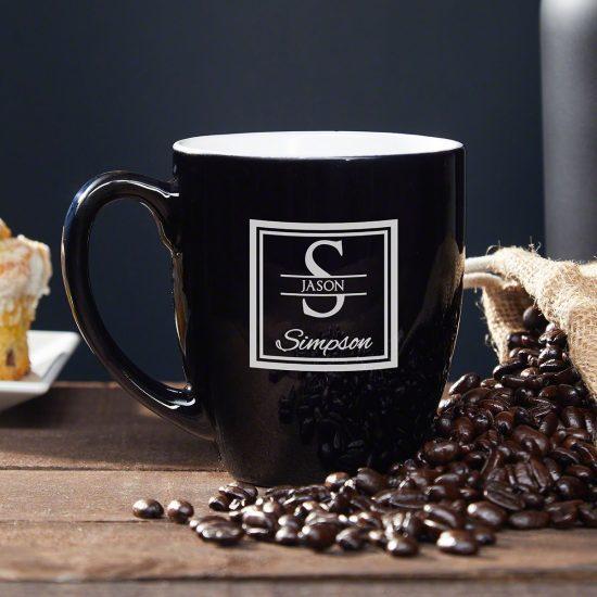 Personalized Coffee Mug for Groomsmen