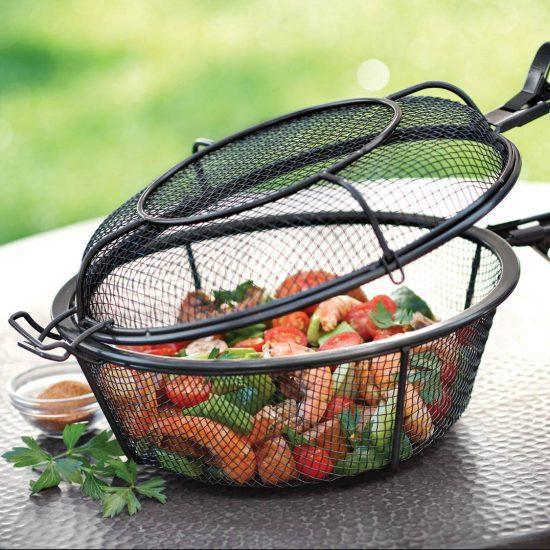 Vegetable Grill Basket