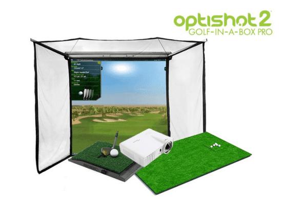 Indoor Golf Simulator