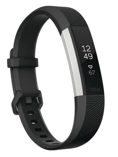 FitBit Alta HR in Black