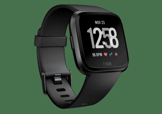FitBit Versa Smartwatch for Dad