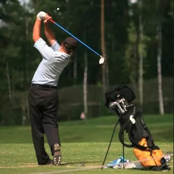 A Golf Lesson with a Professional Golfer