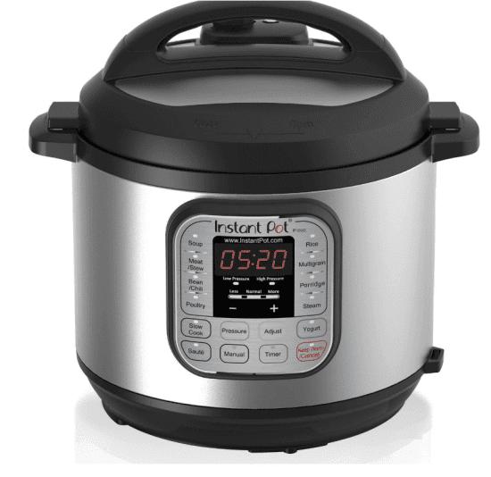 7-in-1 6 Quart Instant Pot Pressure Cooker