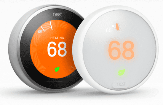 Nest Thermostat Make Great Tech Lover Guy Gifts