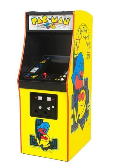 Personal Pac-Man Machine