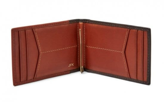 Fossil Personalized RFID Bifold Wallet
