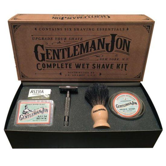 Gentleman Jon Complete Shaving Kit