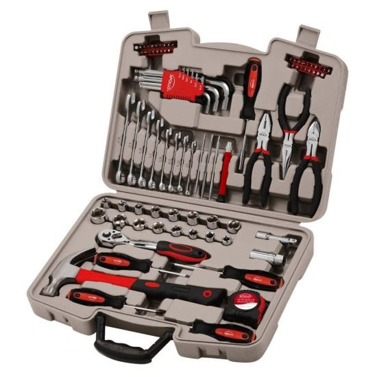 86-Piece Ultimate Tool Kit for Graduates
