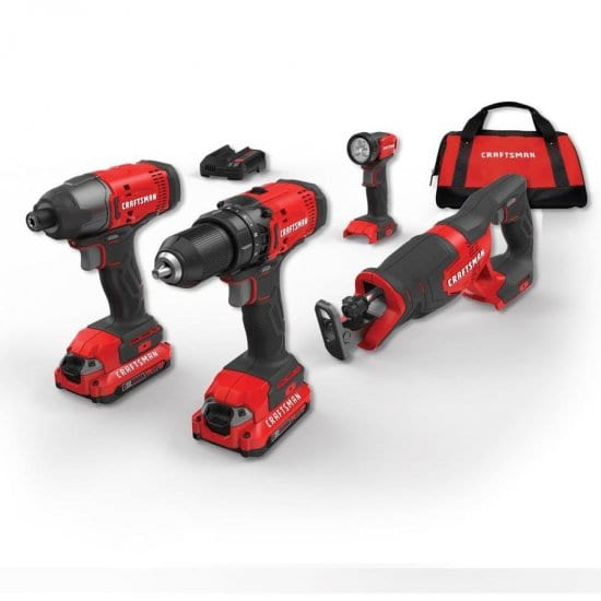 Power Tool Set for Father's Day