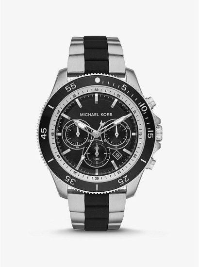 Two Tone Michael Kors Watch