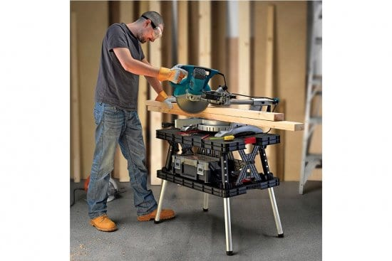 Keter Portable Workbench
