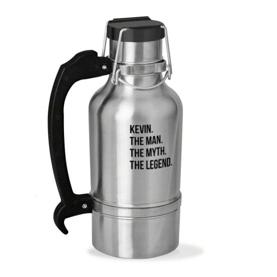 Custom Personalized Insulated Drink Tank Beer Growler