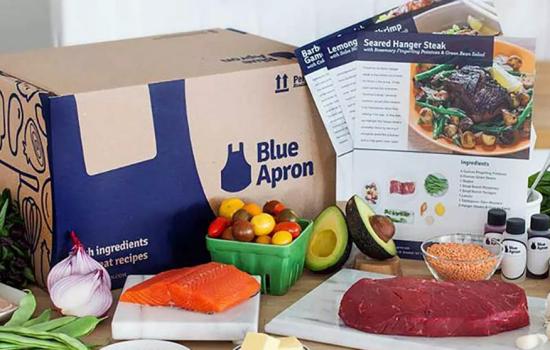 Blue Apron Subscription