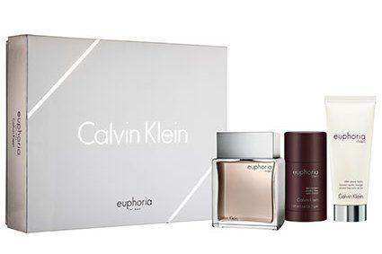 Calvin Klein Euphoria Cologne Gift Set for Men