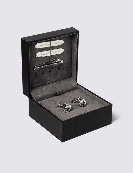 Box Set of Cufflinks for Groomsmen