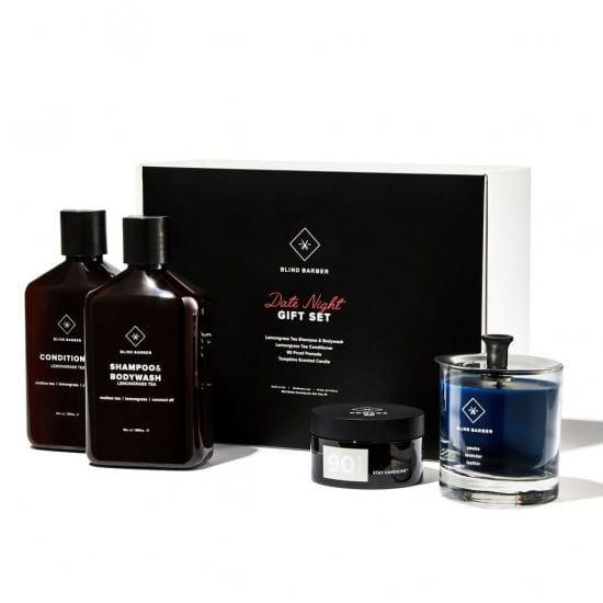 Men's Grooming Gift Set for His Birthday