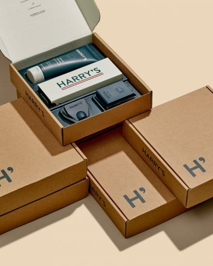 Harry's Shave Subscription Service