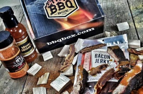BBQ Subscription Service