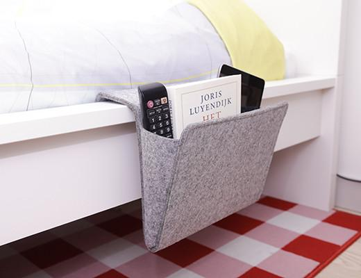 Bedside Caddy for Dad Supplies