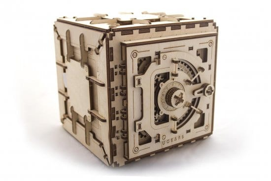 Puzzle Crafting Safe