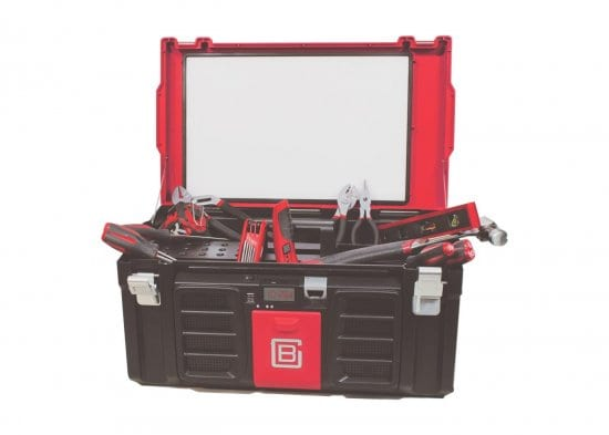 Unique Cooler and Toolbox