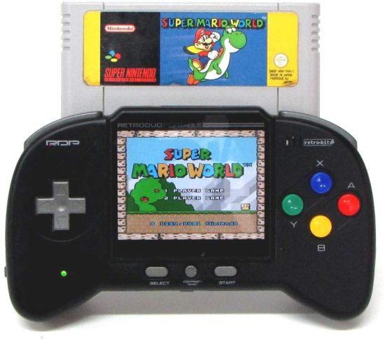 RetroDuo Portable Nintendo Entertainment System