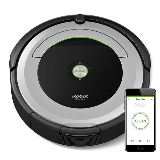 iRobot Roomba is the Best Tech Gift for Parents