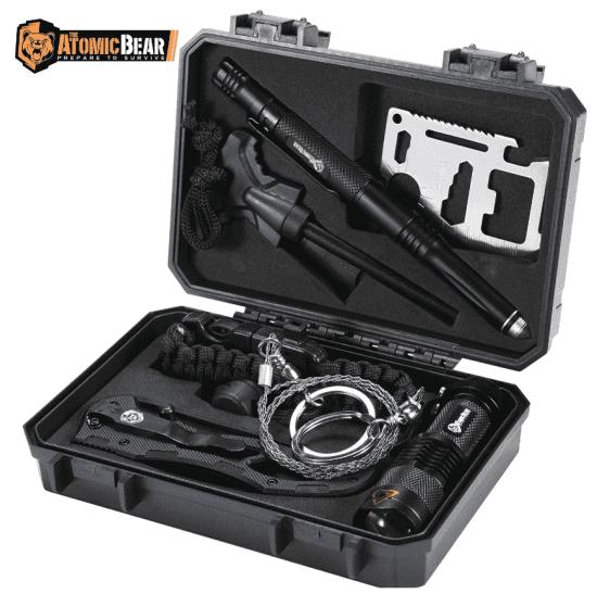 Atomic Bear Tactical Survival Kit