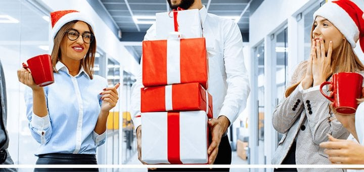 11 Epic Holiday Gifts for Employees