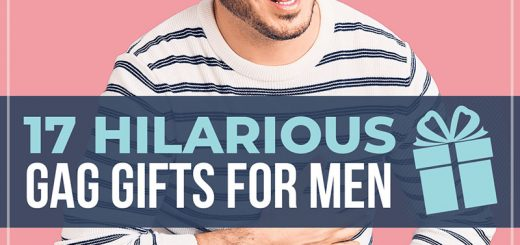 17 Hilarious Gag Gifts for Men