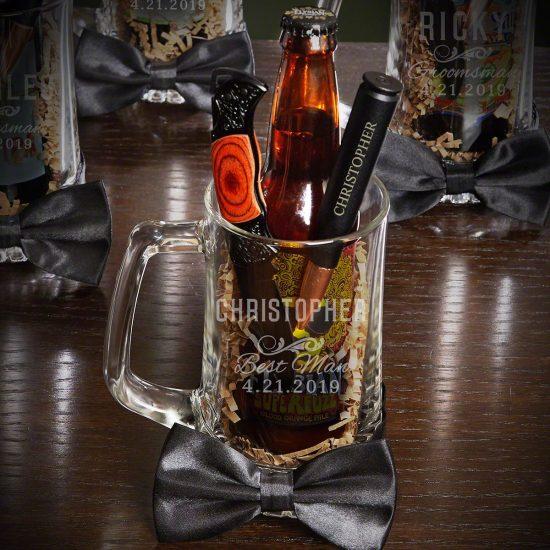 Groomsmen Beer Mug