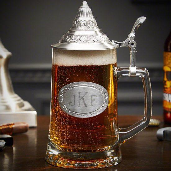 Traditional German Beer Stein