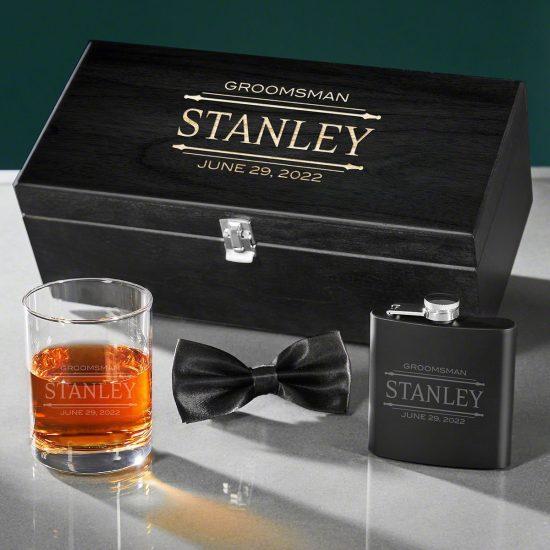 Best Personalized Groomsmen Gifts Set