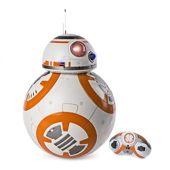 Remote Controlled Star Wars Droid BB-8