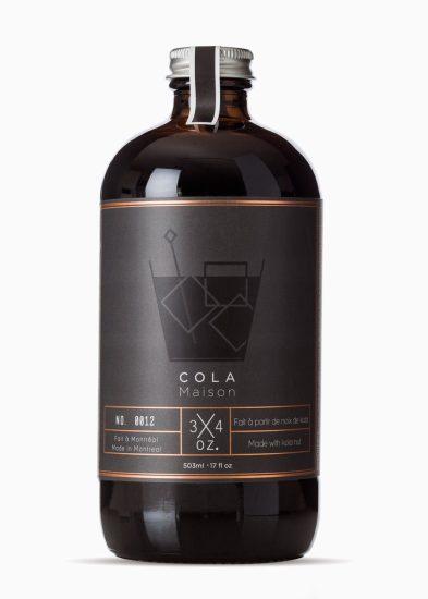 Old Faithful Cola Blend