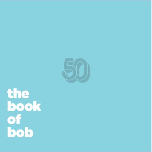 Custom 50th Birthday Book