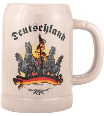Germany Ceramic Beer Mug