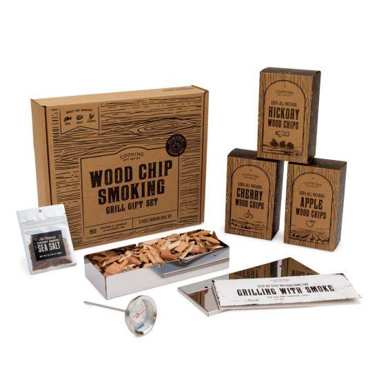 Ultimate Grill Smoker Set