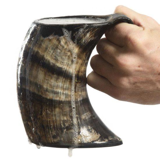 Horn Tankard