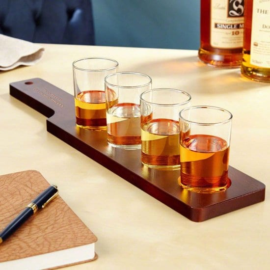 Whiskey Tasting Flight Set