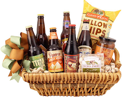 Made in America Beer Basket
