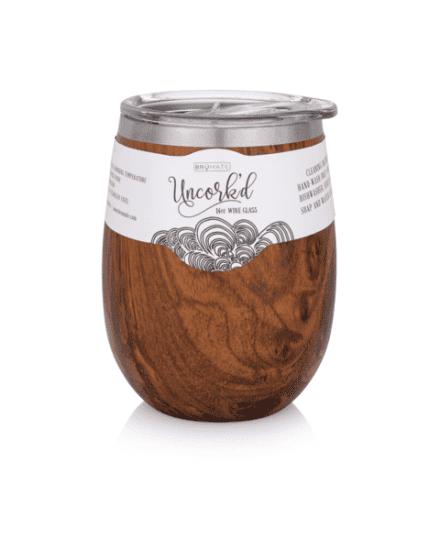 Brumate Wood Tumbler