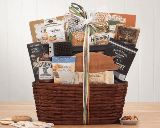 Grill Lover Gift Basket