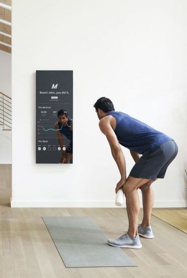 The Mirror Workout Classes From Home