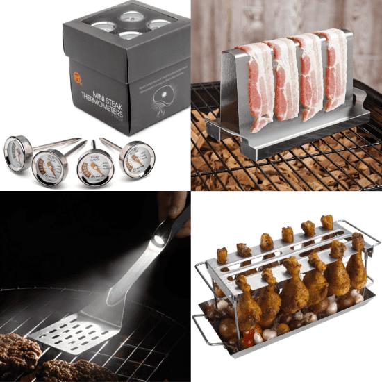 DIY Dad Grilling Gift Set