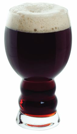 Malty Stout Glass