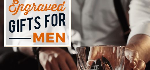 21 Awesome Engraved Gifts for Men